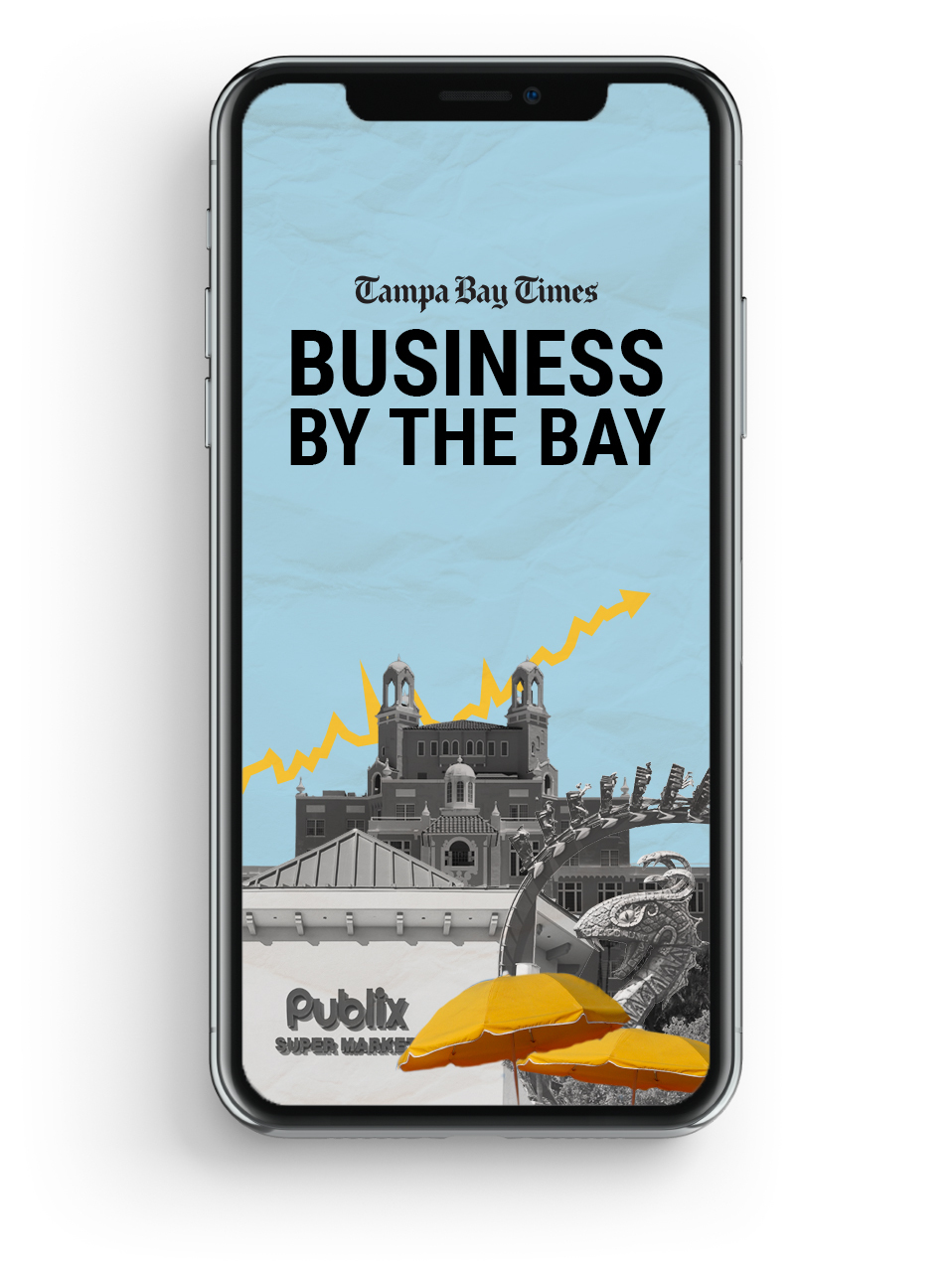 The Tampa Bay Times 'Business by the Bay' newsletter