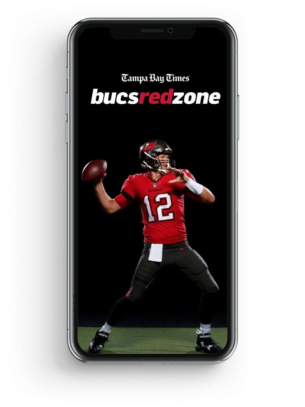 The Tampa Bay Times 'Bucs RedZone' newsletter