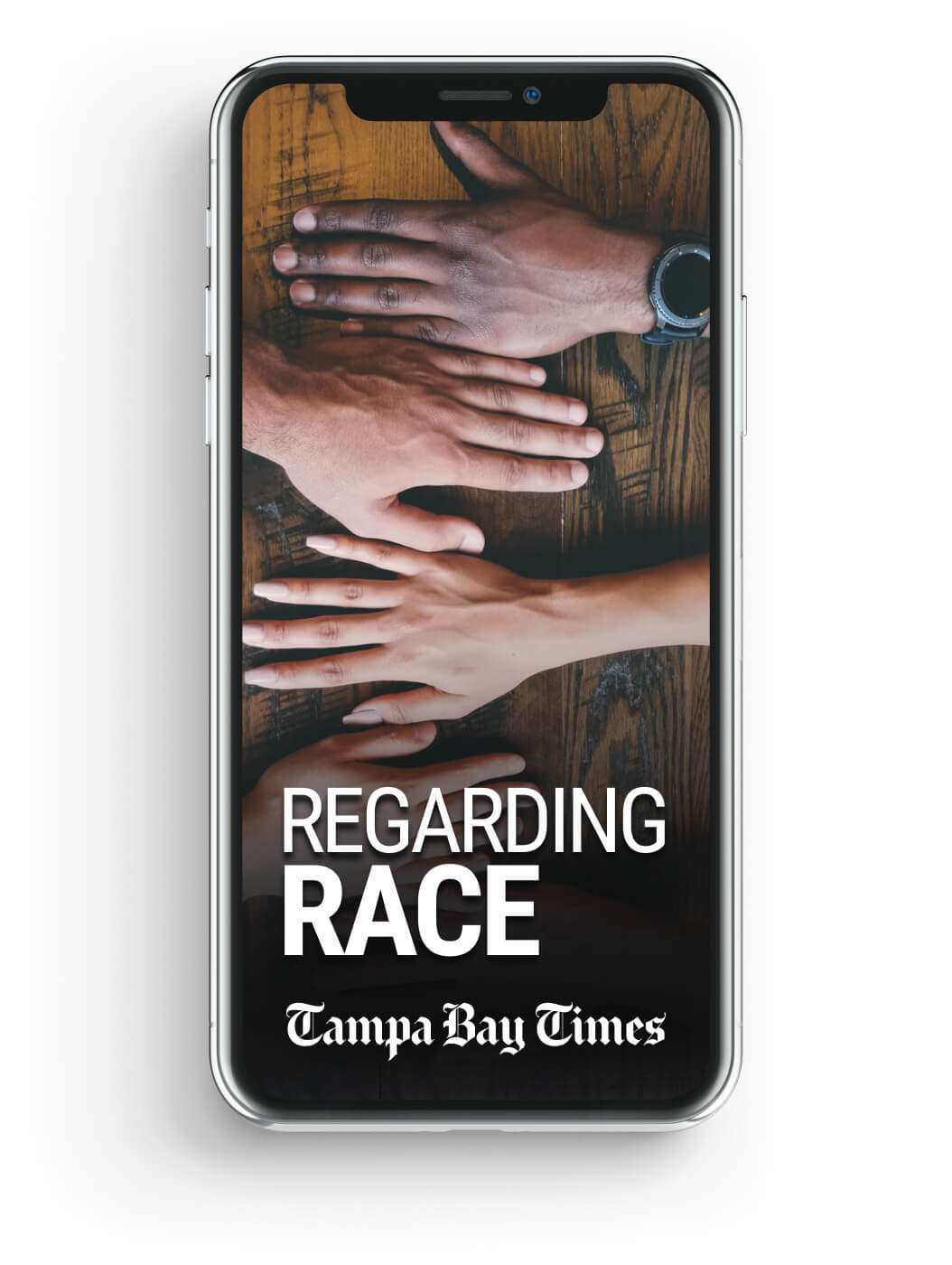 The Tampa Bay Times 'Regarding Race' newsletter