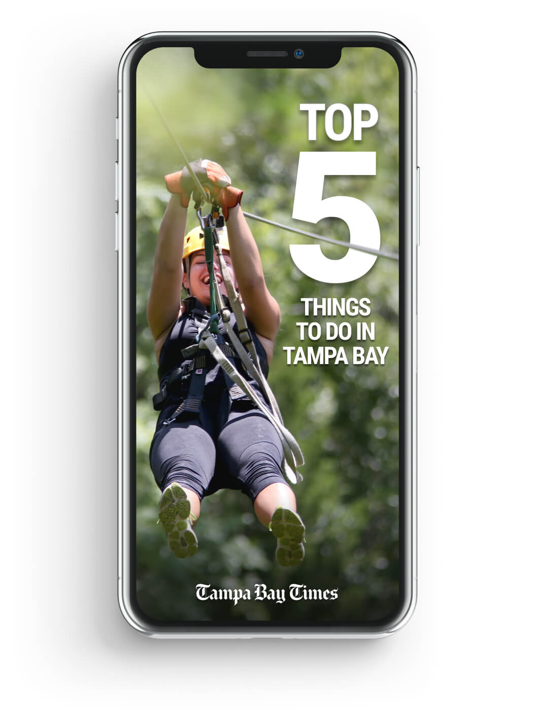 The Tampa Bay Times 'Top 5' newsletter