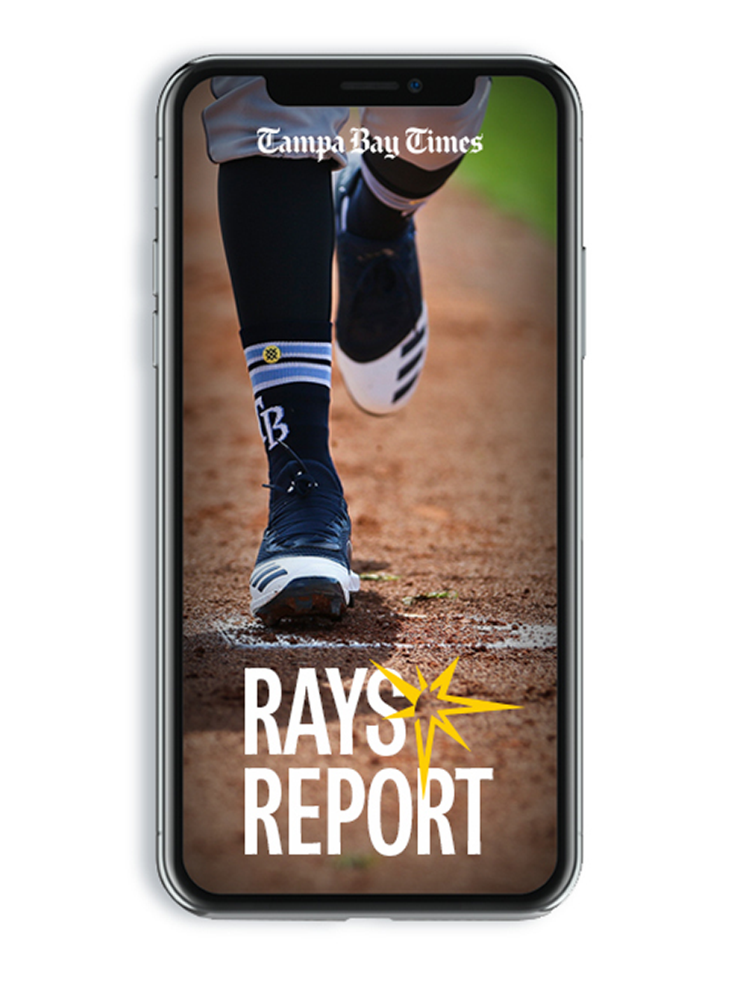 The Tampa Bay Times 'Rays Report' newsletter