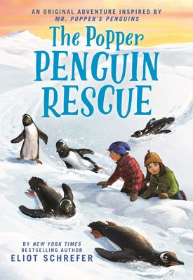 The Popper Penguin Rescue